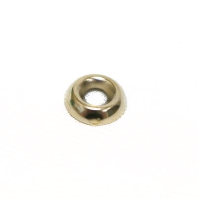Countersunk Type Washers for #4 Screws (100)