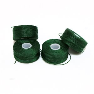 Bonded Polyester Bobbins B92 Style G Evergreen DISCONTINUED