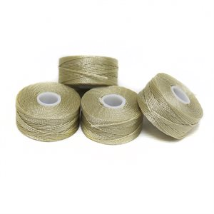 Bonded Polyester Bobbins B92 Style G Beige DISCONTINUED
