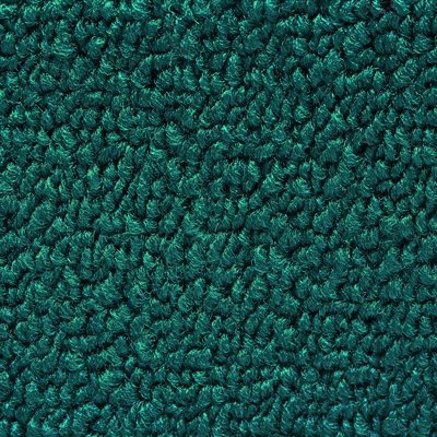Detroit Loop Carpet Turquoise 40""