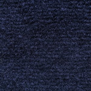 "El Dorado Cutpile Carpet 80"" Navy Unlatexed"