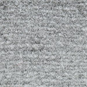 "El Dorado Cutpile Carpet 80"" Silver Unlatexed"