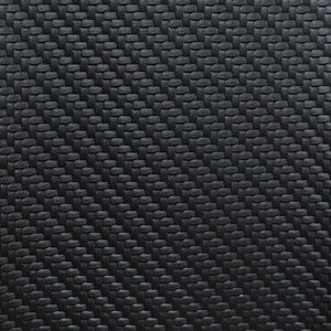 Softside Carbon Fiber Automotive Vinyl Black