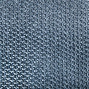 Endurasoft Chainmaille Automotive Vinyl Blue Steel