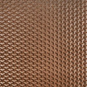 Endurasoft Chainmaille Automotive Vinyl Bronze Shield