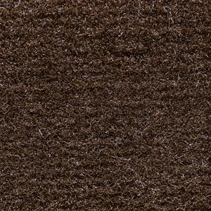 "El Dorado Cutpile Carpet 40"" Brown Latexed"