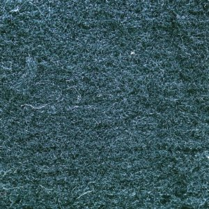 "El Dorado Cutpile Carpet 40"" Ocean Blue Latexed"