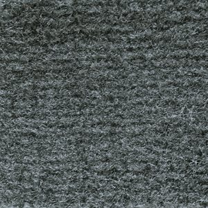 "El Dorado Cutpile Carpet 40"" Medium Dark Grey Latexed"