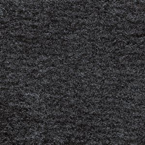 "El Dorado Cutpile Carpet 40"" Dark Slate Latexed"