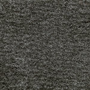 "El Dorado Cutpile Carpet 40"" Charcoal Latexed"