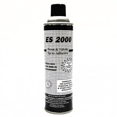 ES2000 Foam & Fabric Glue