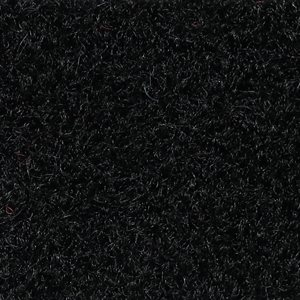 "FlexForm Needle Punch Carpet 80"" Black"