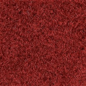 "FlexForm Needle Punch Carpet 80"" Red"