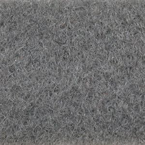"FlexForm Needle Punch Carpet 80"" Medium Graphite"