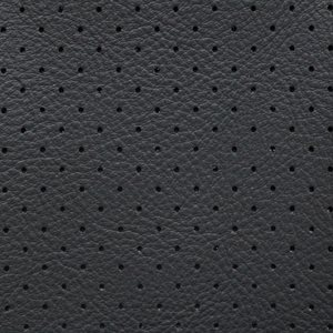 Endurasoft Hampton Perforated Vinyl Ebony
