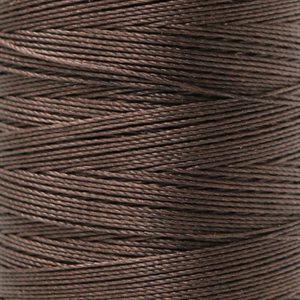QTC Contrast Nylon Thread T270 Dark Brown