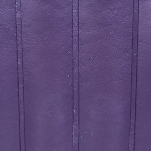 Seascape Quilted / Pleated Marine Vinyl Eggplant