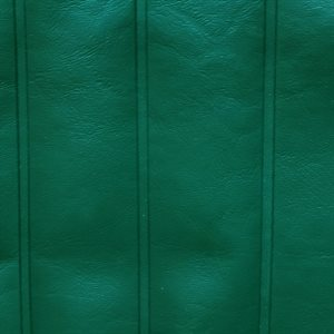 Seascape Quilted / Pleated Marine Vinyl Green