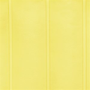 Seascape Quilted / Pleated Marine Vinyl Lemon